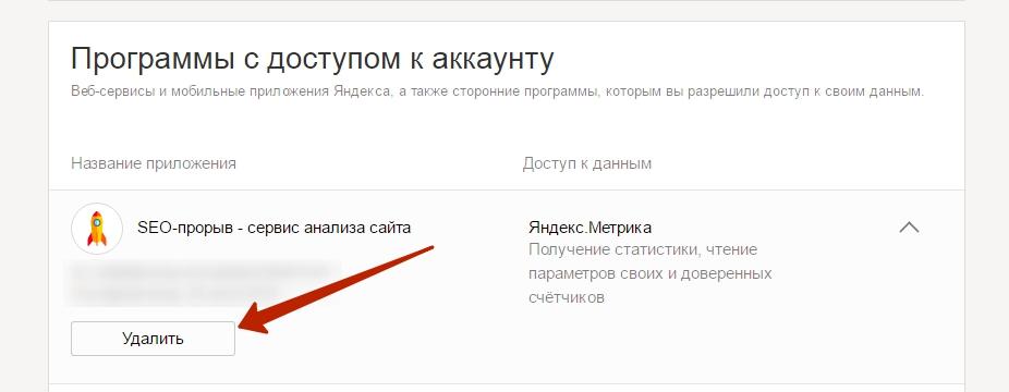 Управление доступом - Google Chrome